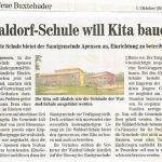 Waldorfschule will Kita bauen
