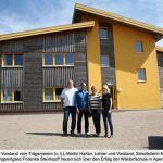 Zehn Jahre Freie Waldorfschule in Apensen